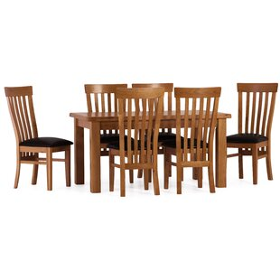 Review Rebekah Dining Set With 6 Chairs