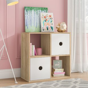 Ralston Cube Bookcase by Mack & Milo
