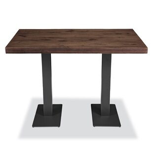 Pelletier Solid Wood Dining Table Williston Forge
