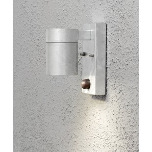 Modena Outdoor Sconce With PIR Sensor By Konstsmide