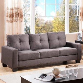 Pleasing 3 Seater Sofa Wayfair Cjindustries Chair Design For Home Cjindustriesco