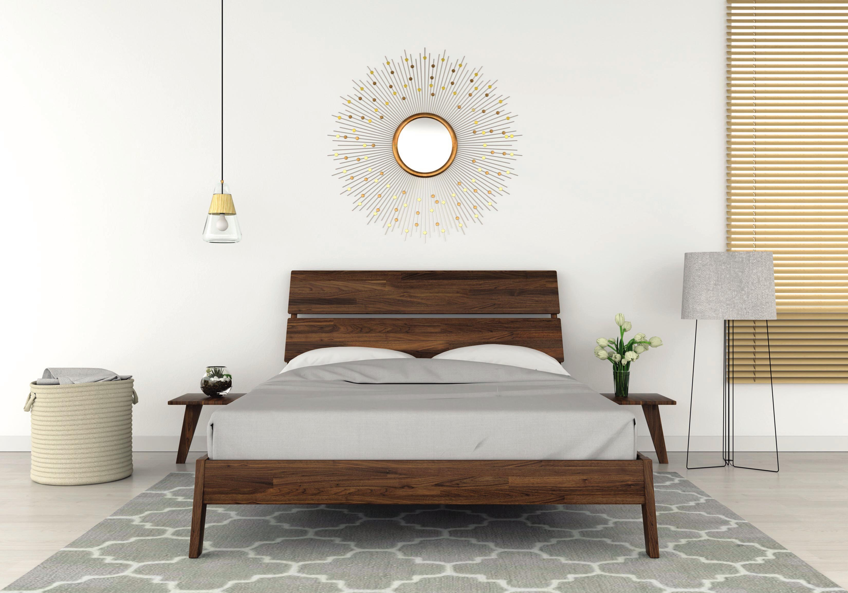 Copeland Furniture Linn Solid Wood Platform Bed Wayfair