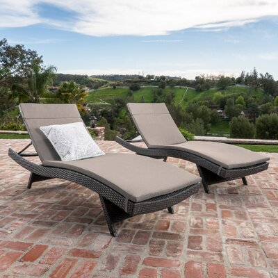 Reclining Chaise Lounge Chairs You Ll Love In 2020 Wayfair