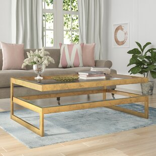 Spirgel Coffee Table by Wi..