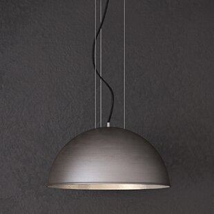 Xzavier 1-Light Inverted Pendant by Wade Logan