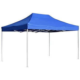 Kirsti 1.8m X 1.2m Aluminium Party Tent By Sol 72 Outdoor