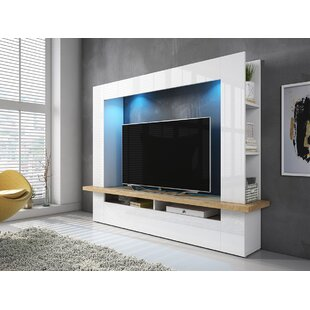 Lugo Entertainment Center by Helvetia