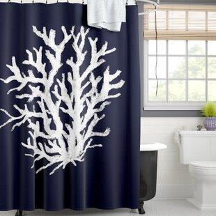 Beachcrest Home Fairhill Shower Curtain