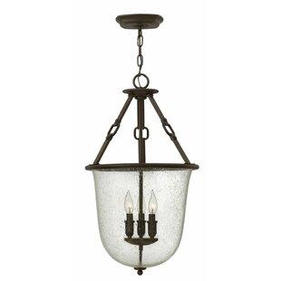 Hinkley Lighting Dakota 3-Light Urn Pendant