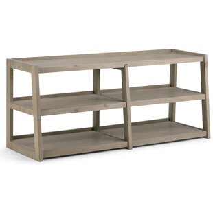 Sawhorse TV Stand for TVs up to 60