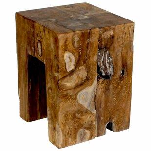 Chavis Decorative Stool By Union Rustic