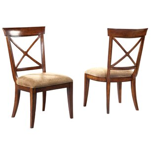 Mylah Dining Chair (Set Of 2) by DarHome Co 2019 Salet