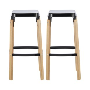 Graham Bar Stool (Set Of 2) By Borough Wharf