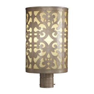 Fleur De Lis Living Concetta Outdoor 1-Light Lantern Head