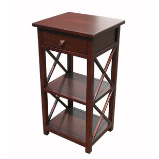 Great choice Library End Table by D-Art Collection