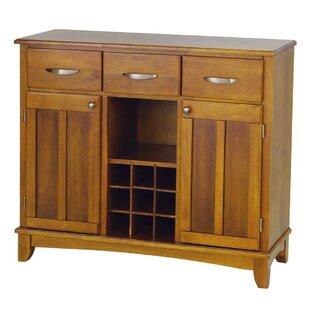 Presswood Traditional Wood Server
