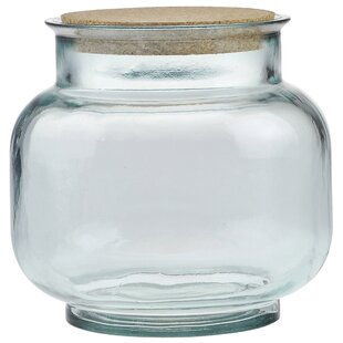 Hurricane 97.9 qt. Storage Jar