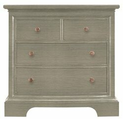 Transitional 4 Drawer Nightstand by Stanley Furniture