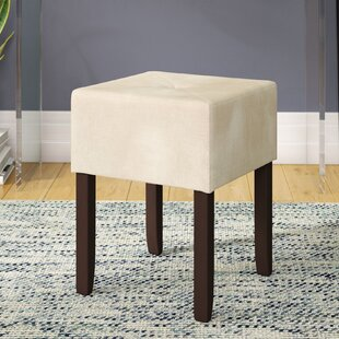Great Price Magallon Backless Vanity Stool ByCharlton Home