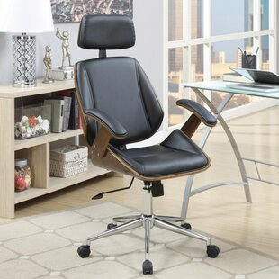 Brayden Studio Mary High-Back Executive Office Chair