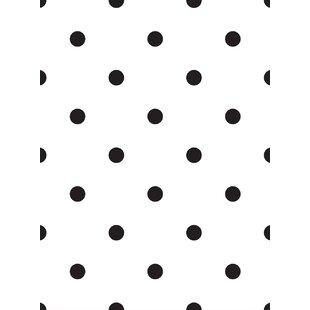 Norridge 4 L X 24 W Polka Dot Peel And Stick Wallpaper Roll