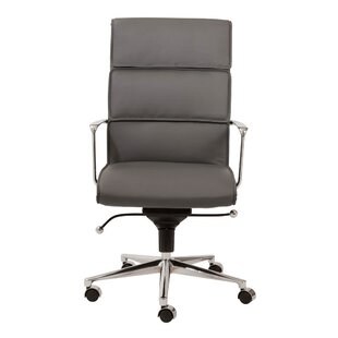 Keever Chrome Conference Chair