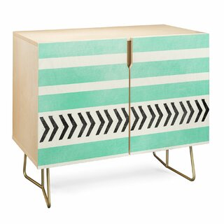 Allyson Stripes and Arrows Accent Cabinet by East Urban Home SKU:BE980545 Reviews