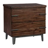 Two Drawer Night Stand by Hekman