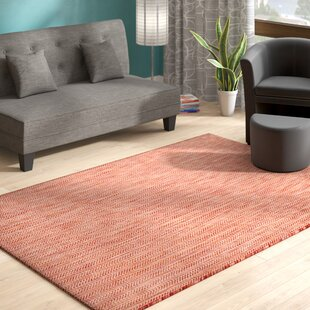Brodie Red/Beige Indoor/Outdoor Area Rug