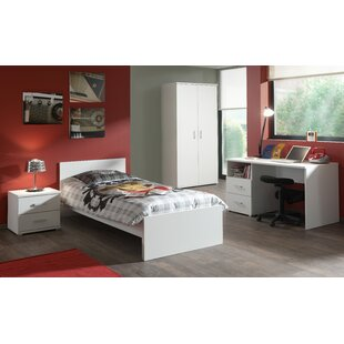 Bruce 4-Piece Bedroom Set By Isabelle & Max