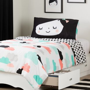 Shopping for Tiara Mates Bed with Night Garden Twin Comforter and Pillowcase by South Shore Reviews (2019) & Buyer's Guide