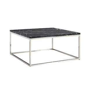 Louisa Square Coffee Table by Brayden Studio Top Reviews