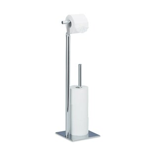 Steel Freestanding Toilet Roll Holder