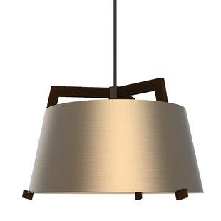 Cerno Ignis 1-Light LED Cone Pendant
