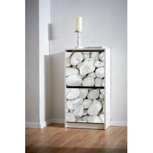 8 Pair Shoe Storage Cabinet By Ebern Designs