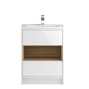 Maddalena 610mm Free-standing Vanity Unit By Zipcode Design