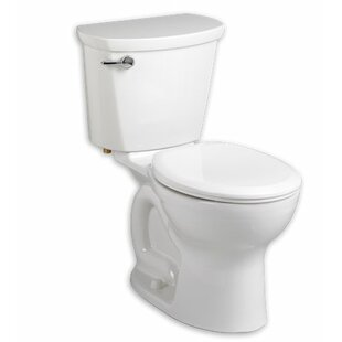 American Standard Cadet Pro 1.6 GPF Round Two-Piece Toilet
