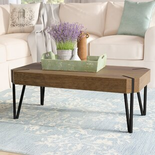Mikesha Coffee Table by Gracie Oaks Fresh