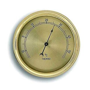 Clayburgh Thermometer By Symple Stuff