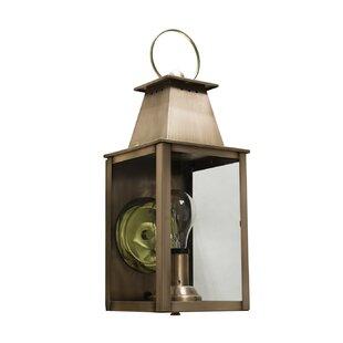 Chenard Outdoor Wall Lantern by Longshore..