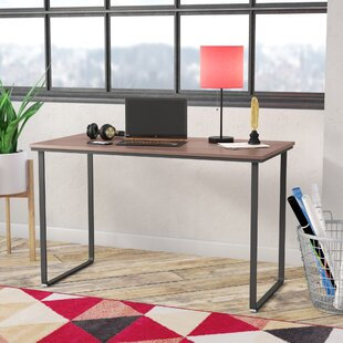 Zipcode Design Alec Wood Top Writing Desk