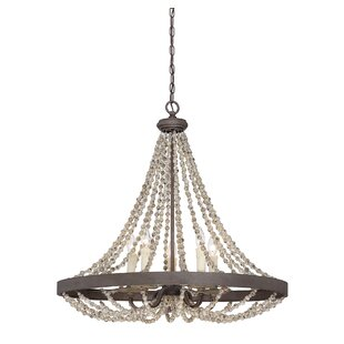 Ladonna 5-Light Novelty Chandelier by Birch Lane? Heritage