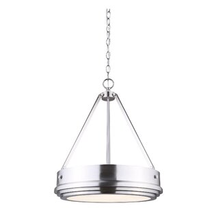 Graidy 4-Light Semi Flush Mount by Canarm