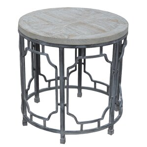 Norwalk End Table by MOTI Furniture