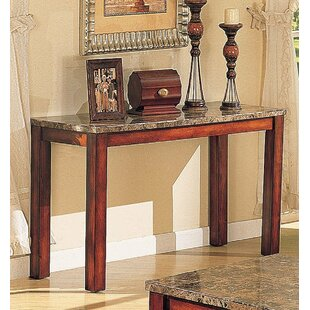 Clapper Console Table