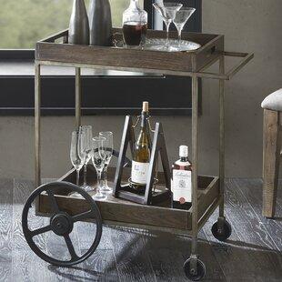 Soren Bar Cart