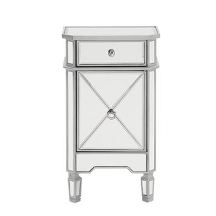 Rosdorf Park Orpha 1 Drawer Accent Cabinet