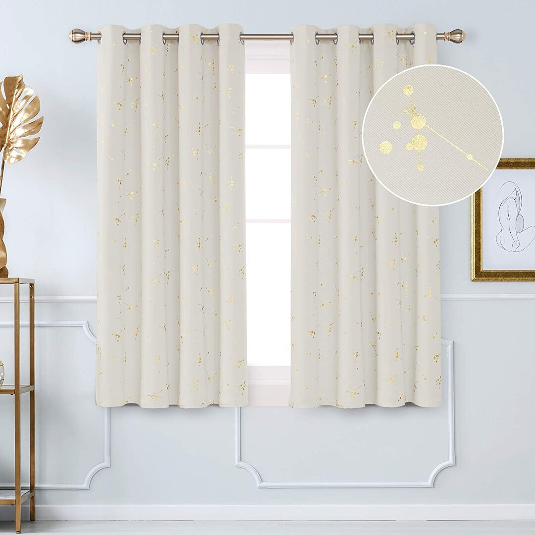 Bertie Blackout Thermal Curtains
