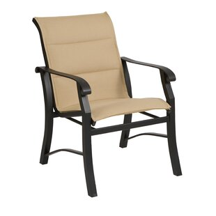 Woodard Cortland Sling Patio Dining Chair