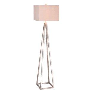 Rikard 62.5 Floor Lamp with Bulb